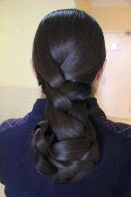 Picssr Indian Braided Hair S Flickr Photos Braids For Long Hair Lustrous Hair Long Hair Girl