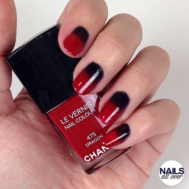 Here it is! First Halloween nails (out of 4) this year  @chanelofficial #nails #notd #nofilter #nailart #naildesign #ombre #red #halloween #halloweenie #halloweennails #halloweennailart #halloweennaildesign #ignails #instanails #nailedit #nails2inspire #nailsallover #nailstagram #nailsofinstagram #chanel #autumn #autumnnails #fall #fallnails #blogger #blog #bblogger #blogger_de