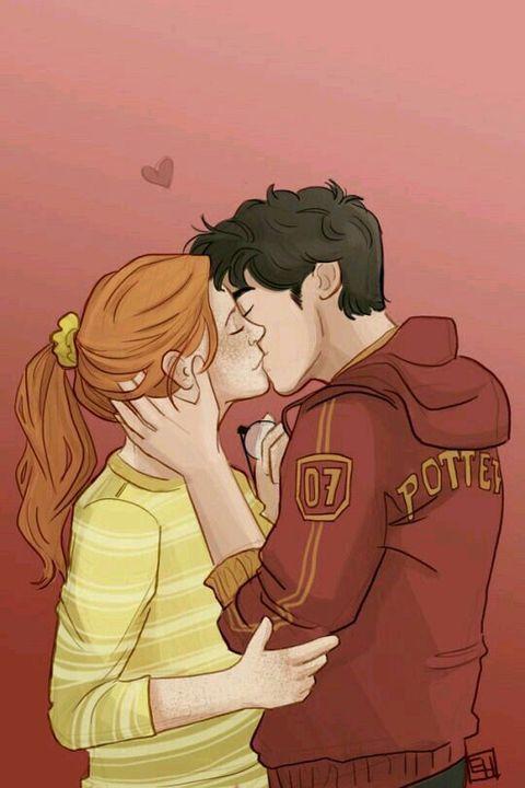 Fanarts Harry Potter | Concluída | - Ginny Weasley - Página 3 - Wattpad