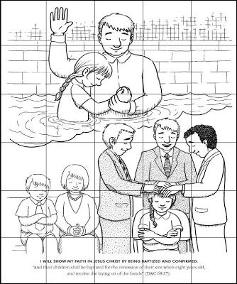 RobbyGurl\'s Creations: LDS Pictures for the 6 Sided Puzzle | church ...