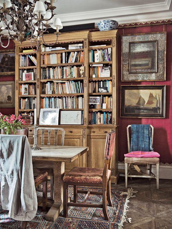 En casa del decorador: Robert Kime