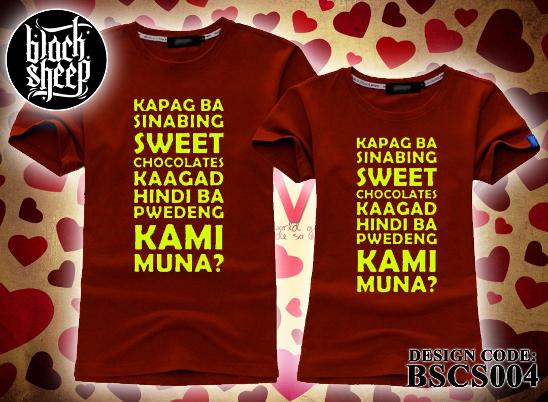 Shirt design unique - Black Sheep Plains Prints Cavite Unique Personalized Couple Shirt For More Info Like