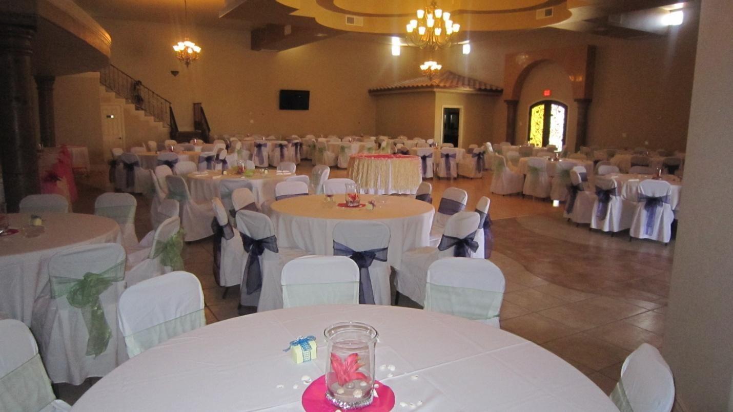 Leticia\'s Encanto Ballroom - El Paso, Texas - | El Paso Decor ...