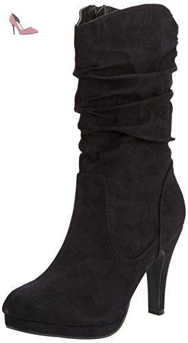 Chaussures Jane Klain noires femme drLD955voS
