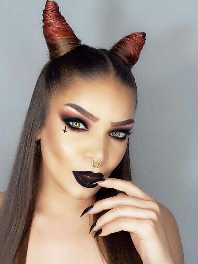 Halloween Makeup Devil.Halloween Makeup Ideas Halloween Makeup Devil Makeup Halloween