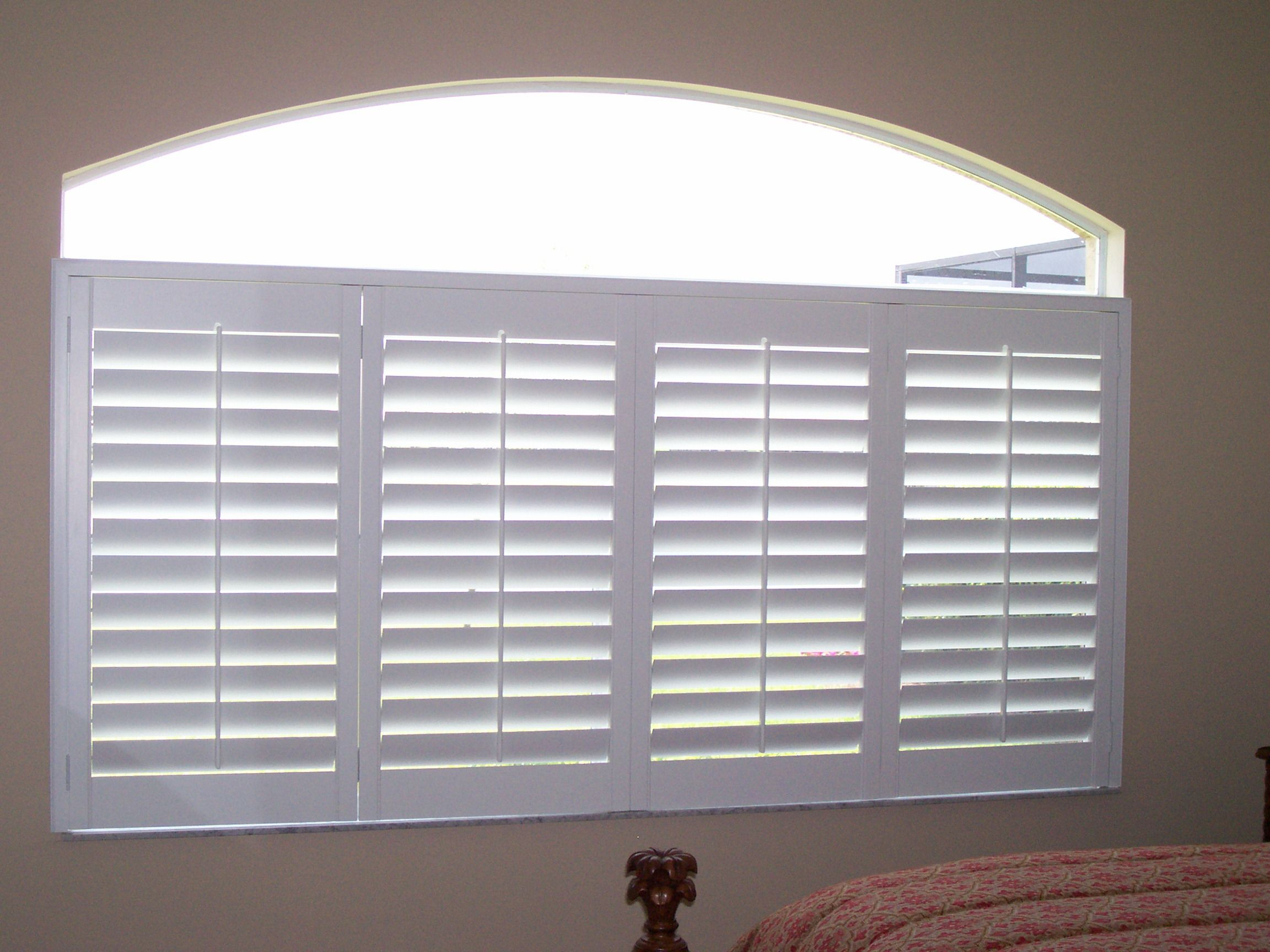 Windows With Plantation Shutters Rooms We Can Supply Polycore Shutters These Are Plastic