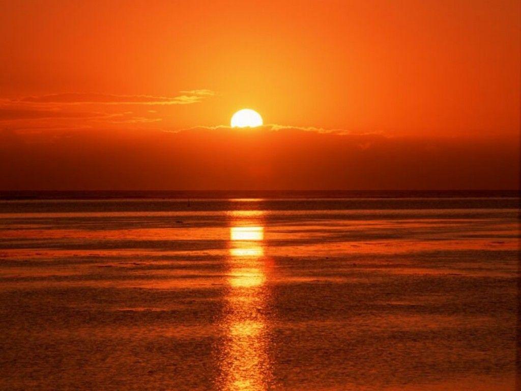 soleil | Coucher de soleil...