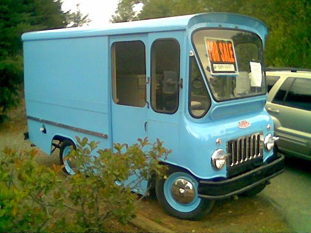 18e11dad82b Redmond, WA Fleetvan FJ3A (including a cotton candy machine), for ...