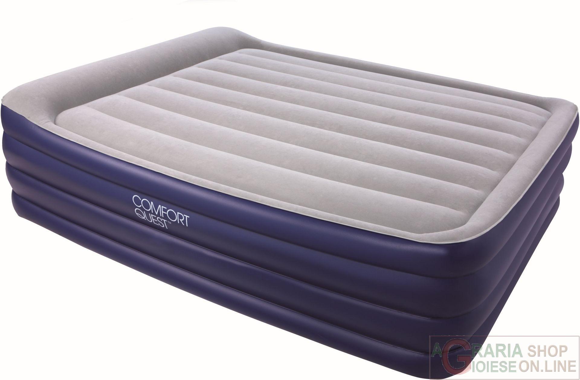 Bestway letto materasso gonfiabile matrimoniale airbed