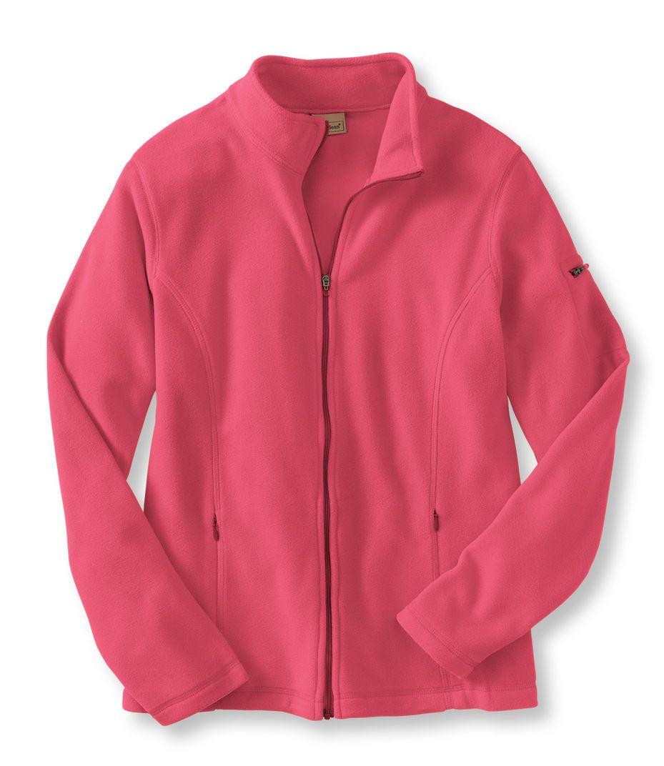 Sunset Pink Women's Fitness Fleece, Jacket | Jackets 1 | Pinterest