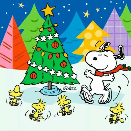 Yaaaaayyyy Snoopy Christmas Peanuts Christmas Charlie Brown Christmas