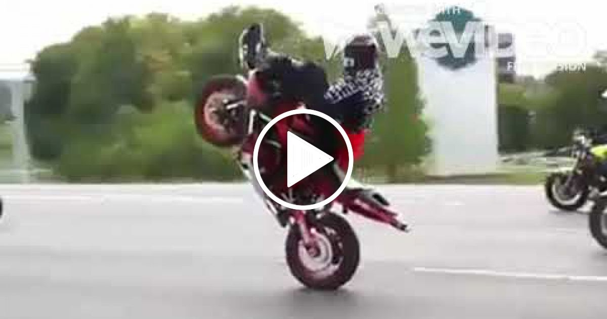 The Best Bike Stunts You Have Never Seen Viral Chop Video In