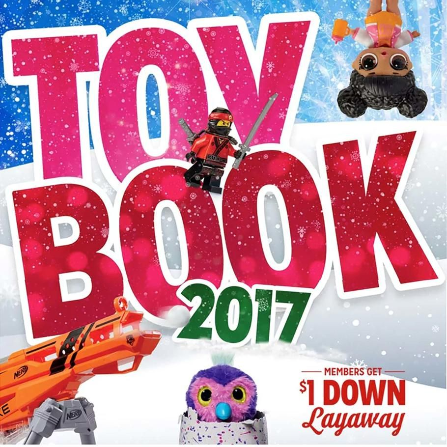 Kmart Holiday Toy Book for 2017 posted! | Black Friday 2017 Ads ...