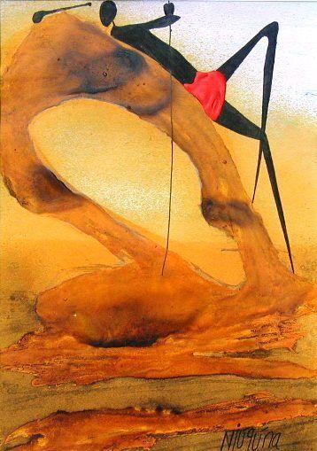 Bernard Ndichu Njuguna, 1979 | Kenyan painter | Tutt'Art@ | Pittura * Scultura * Poesia * Musica |