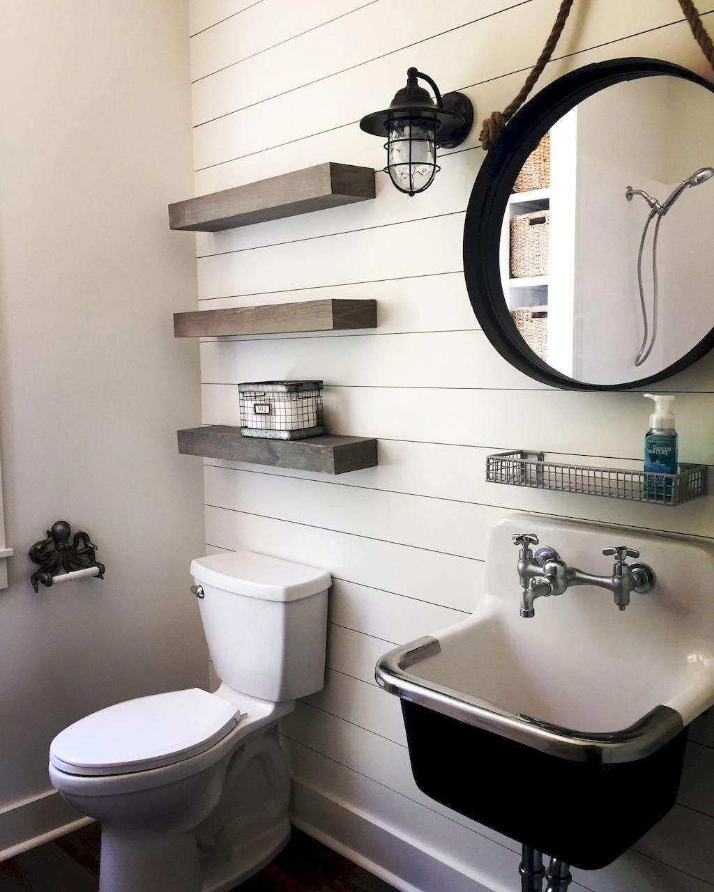 30 amazing coastal nautical bathroom remodel ideas 30 amazing rh pinterest com