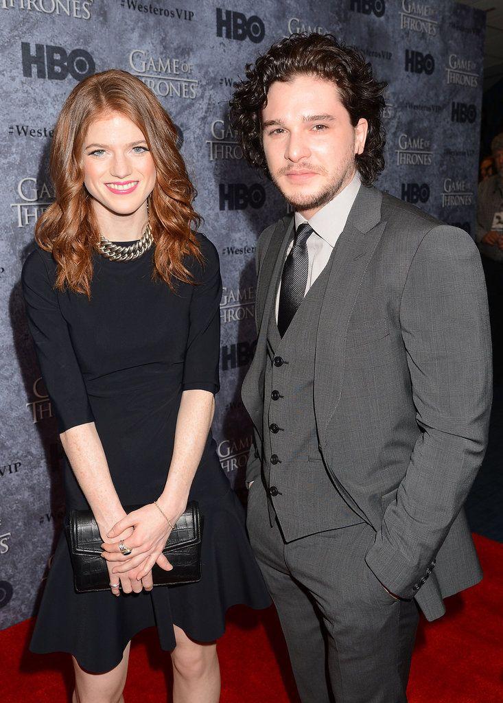 Jon snow dating rose