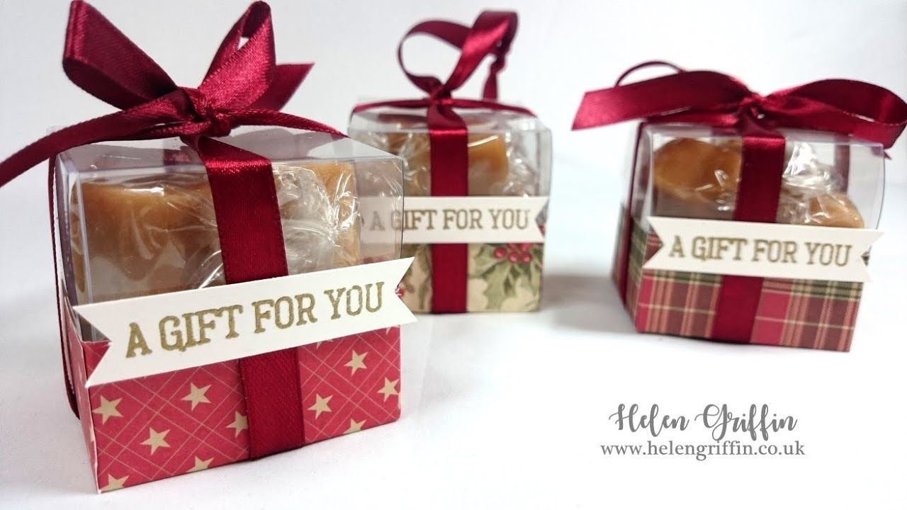4th Day Of Christmas 2018 Faux Acetate Treat Box Youtube Christmas Treats Packaging Treat Boxes Christmas Treats Boxes