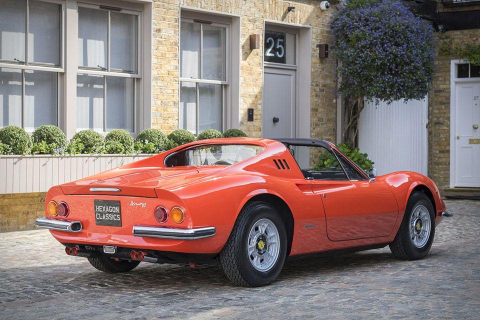 1973 Ferrari Dino 246 Gts Ferrari Sports Car