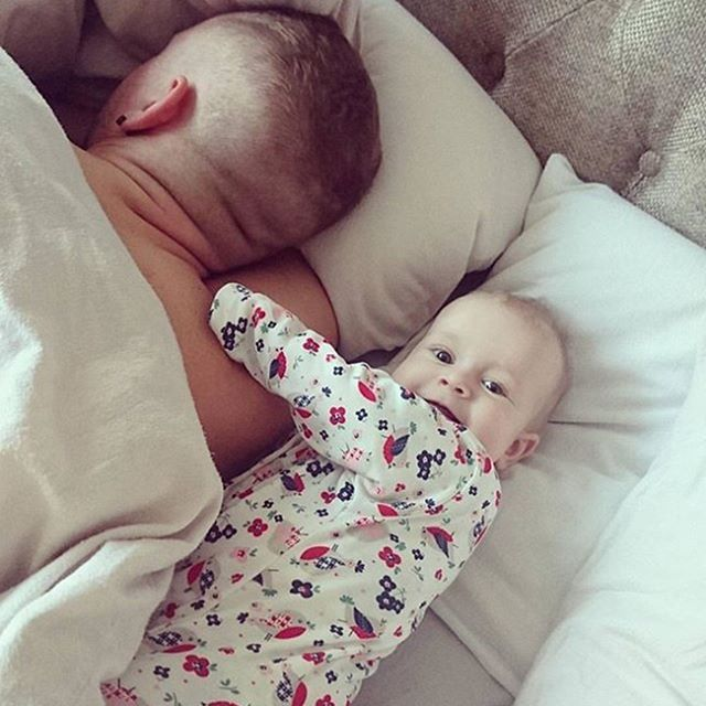 Let Me Wake Up Daddy Regram Baby Mix Baby Baby Funtime Funny Father Dad Babyfun Cuteness Parenting Kids