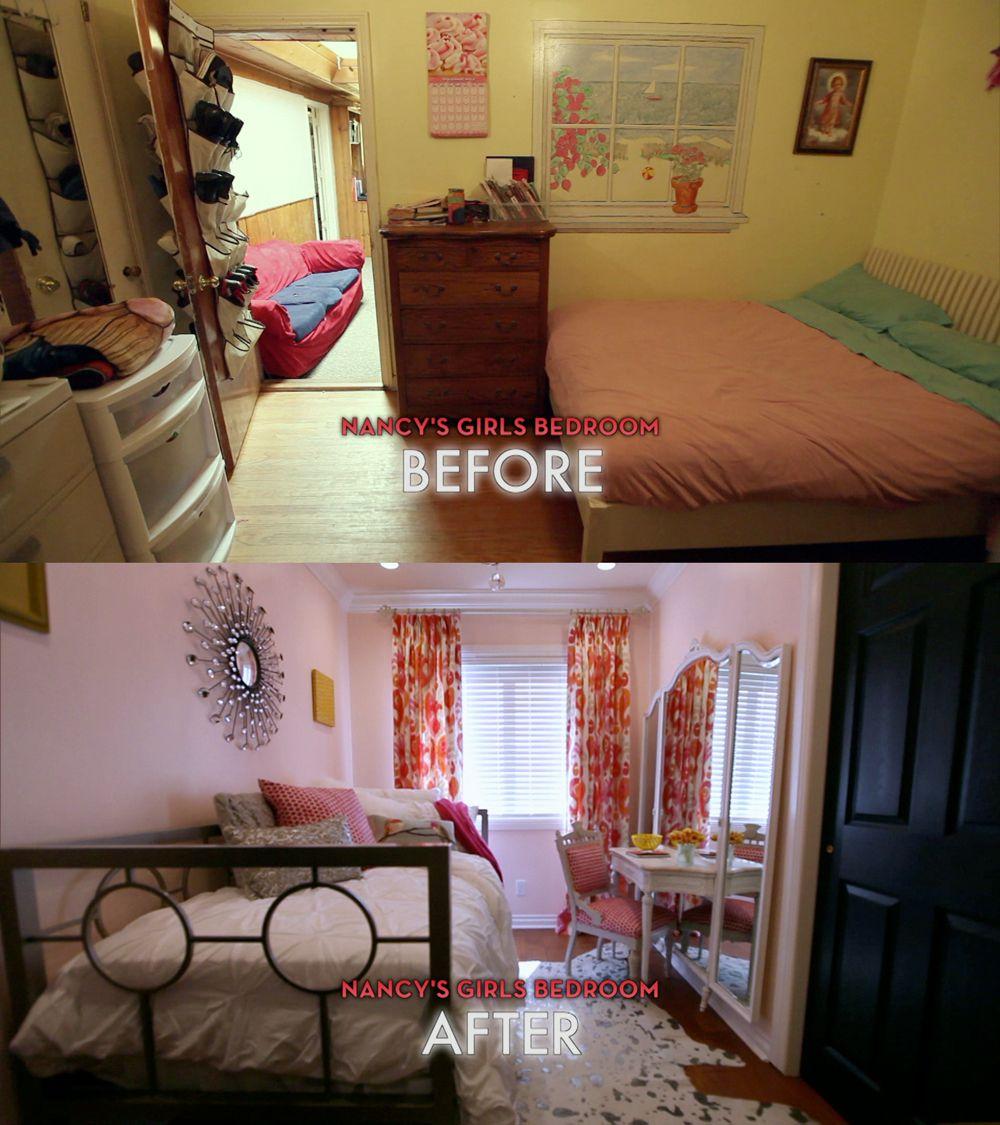#Dreambuilders Designer Nancy's Re-designed #bedroom