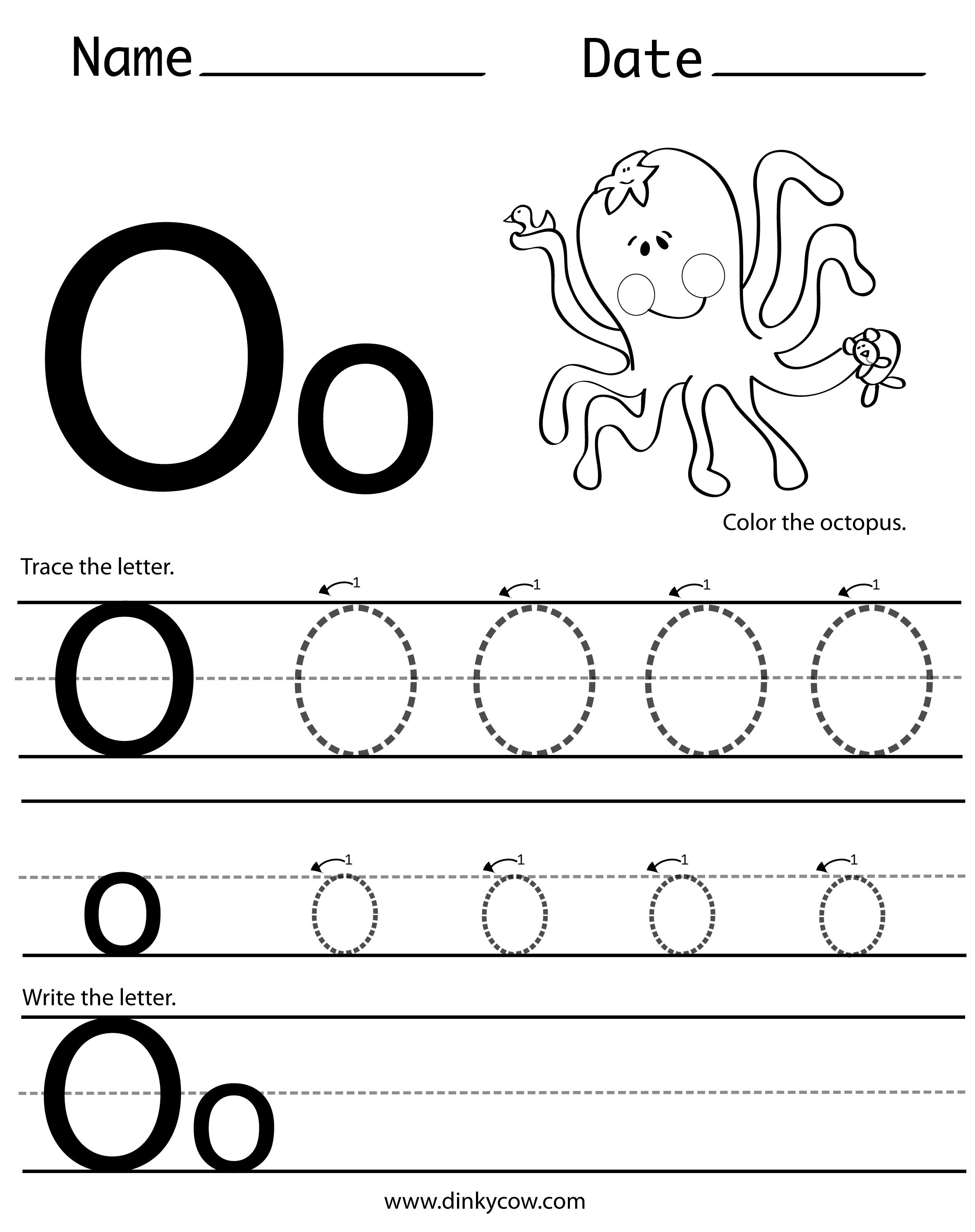 O Free Handwriting Worksheet Print 2 366 2 988 Pixels