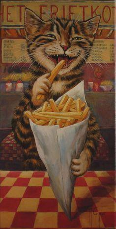 chate belge