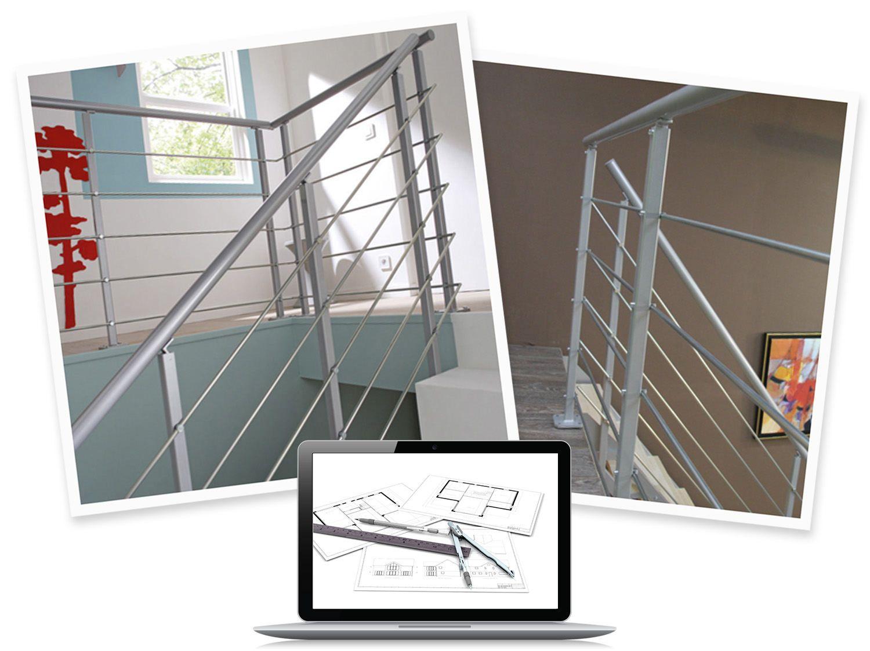 100 Hauteur Rambarde Escalier Escalier Amiens Devis