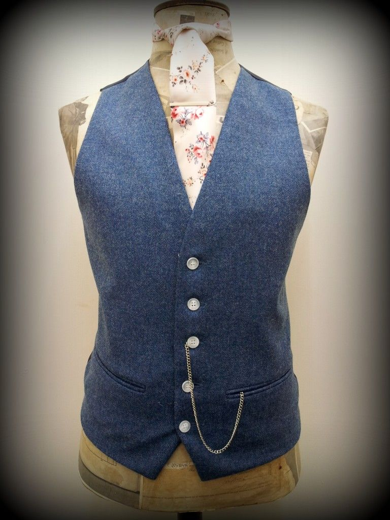 Tweed duncan james of walsall waistcoats for gentlemen
