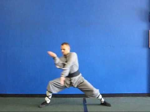 Tallahassee Shaolin Kung fu - Snake Ring Exercise - YouTube