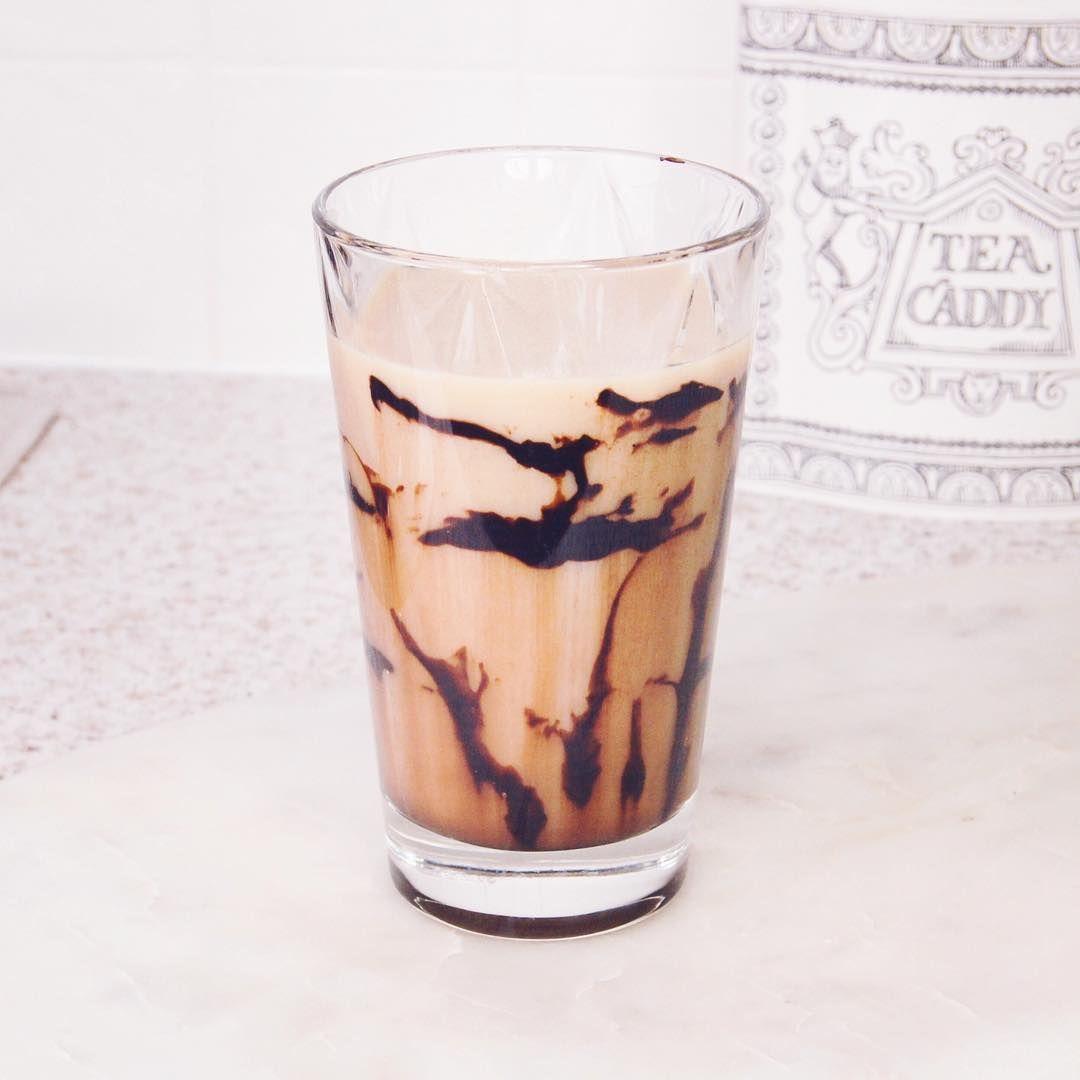 Caffeine pickmeup / Iced Coffee Mocha alice_graceb