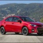 2015 Toyota Corolla New