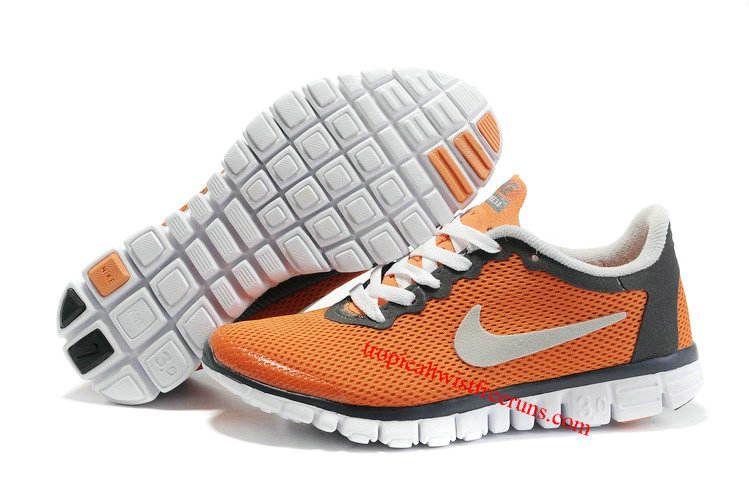 buy popular 4d830 95f82 ... herr lila blå 3de3f 44940  real mens nike free 3.0 v2 grey orange shoes  orange womens sneakers 5db29 ceef8