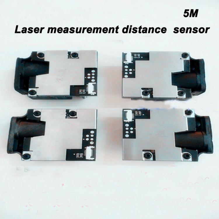 High Precision Laser Sensor 5m 20hz Usb Ttl Serial Port Stc Microcontroller Laser Distance Measuring Sensor 1 Serial Port Usb Microcontrollers