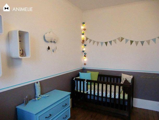 decoration chambre de bébé | Shower de bébé garçon | Pinterest ...