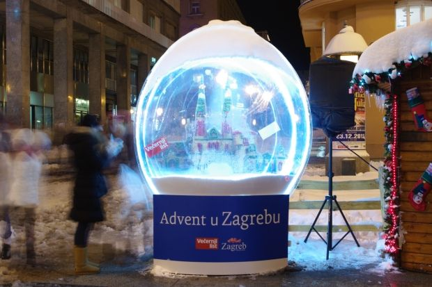 Croatian Christmas Magic Advent In Zagreb Christmas Markets Europe Christmas Market Zagreb