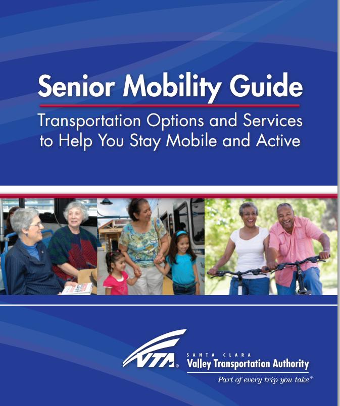 Seniors of Santa Clara County! Check out VTA's Senior