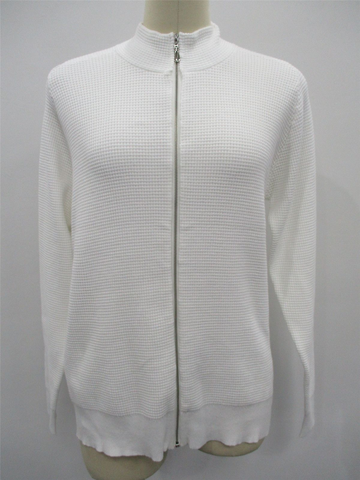 white cardigan knit sweater outwear ladies sweaters | Woolen ...