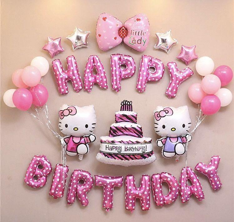 91aad4746 Hello Kitty Girls Birthday Party ideas | Birthday Party Ideas ...