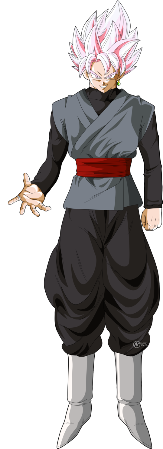 Black Goku Ssj Rose By Naironkr On Deviantart Goku Black Dragon Ball Goku Dragon Ball Super