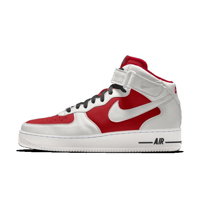 Air Force 1 Mid By You Custom Big Kids' Shoe in 2019 | Nike