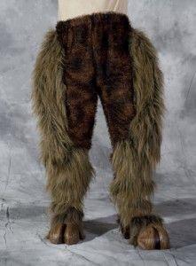 BROWN WOLF FUR BEAST LEGS PANTS COSTUME DRESS NEW 1015BSC 878876000758 | eBay & BROWN WOLF FUR BEAST LEGS PANTS COSTUME DRESS NEW 1015BSC ...