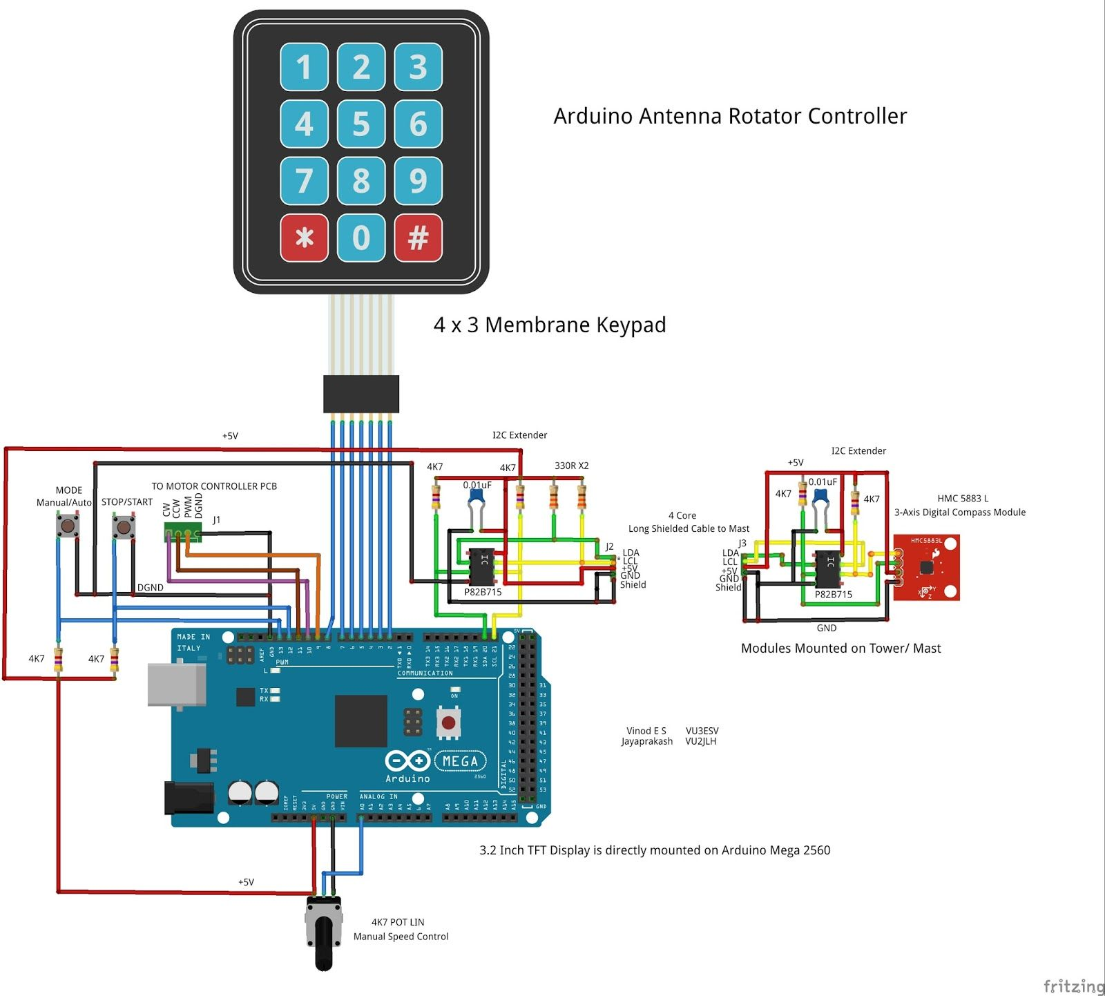 medium resolution of antenna rotor wiring diagram