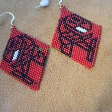 Image result for free beading patterns