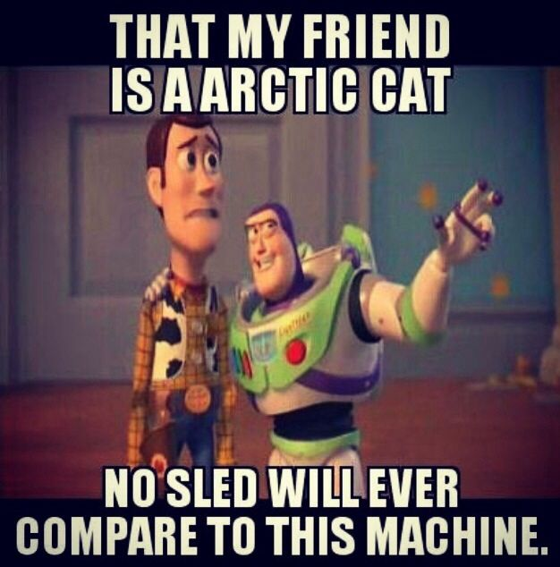 52a36ce4cfa1d8890ae611045ebd140e true but i like ski doo more! winter fun pinterest cat