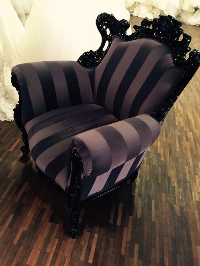 Sofa Stuttgart stripes sofa in stuttgart design
