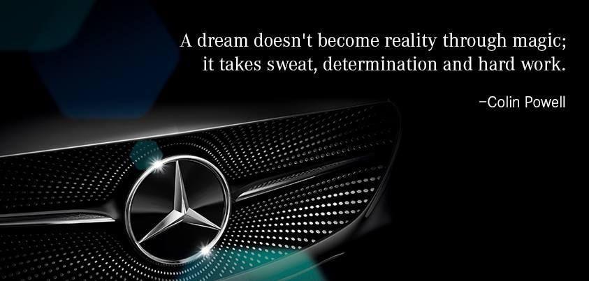 Mercedes benz quotes google search a brazilian serving for Mercedes benz tagline