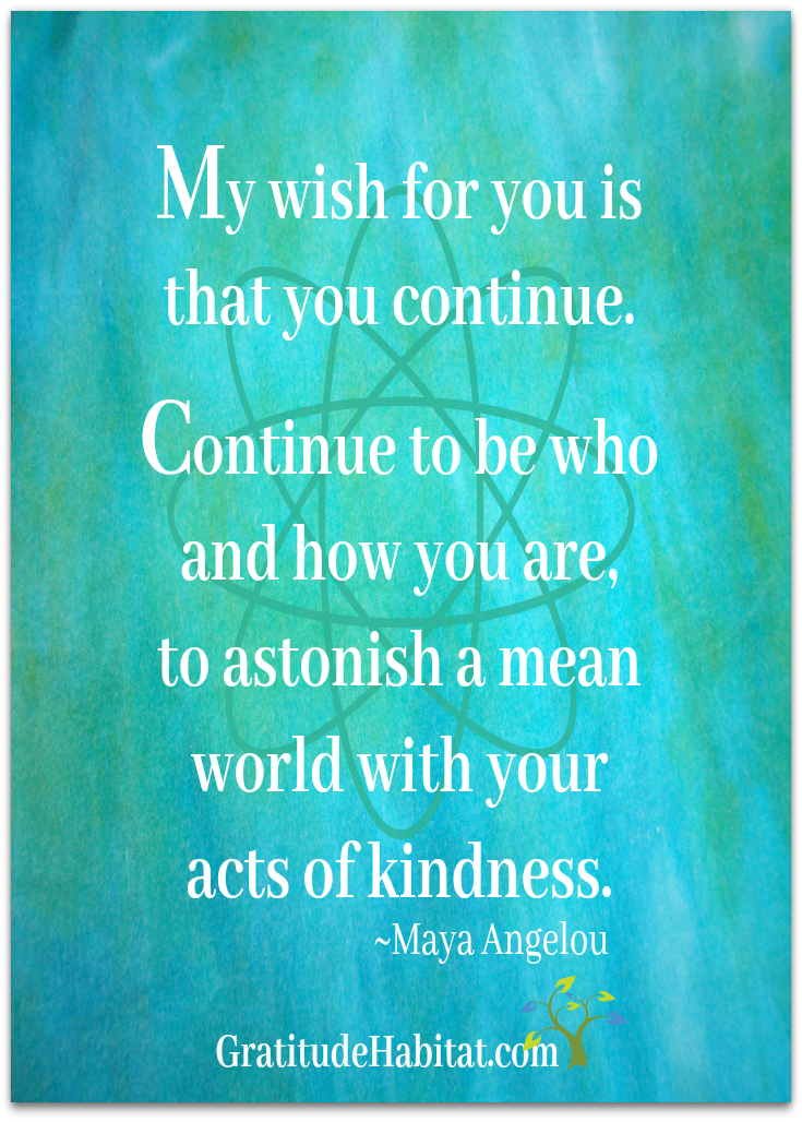 Astonish The World With Your Kindness Visit Us At Www