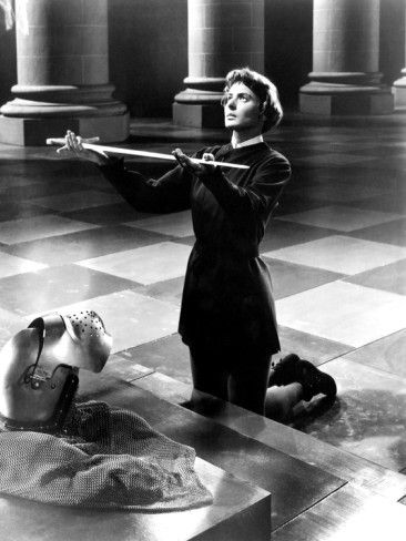 Joan Of Arc, Ingrid Bergman, 1948 Posters at AllPosters.com