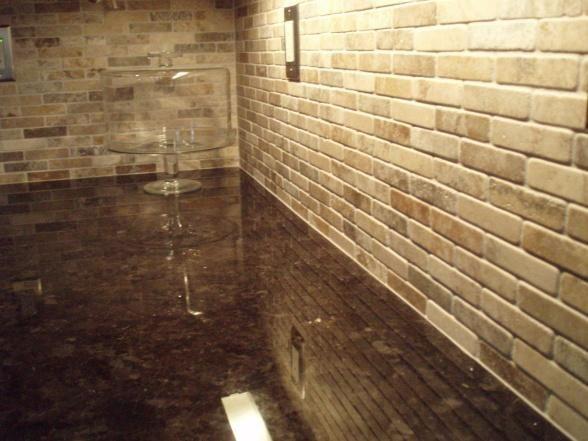 tumbled stone kitchen backsplash. Tumbled Stone Backsplash   Miscellaneous 1x4 Marble (Regio Via Reggio 1X4) Kitchen H