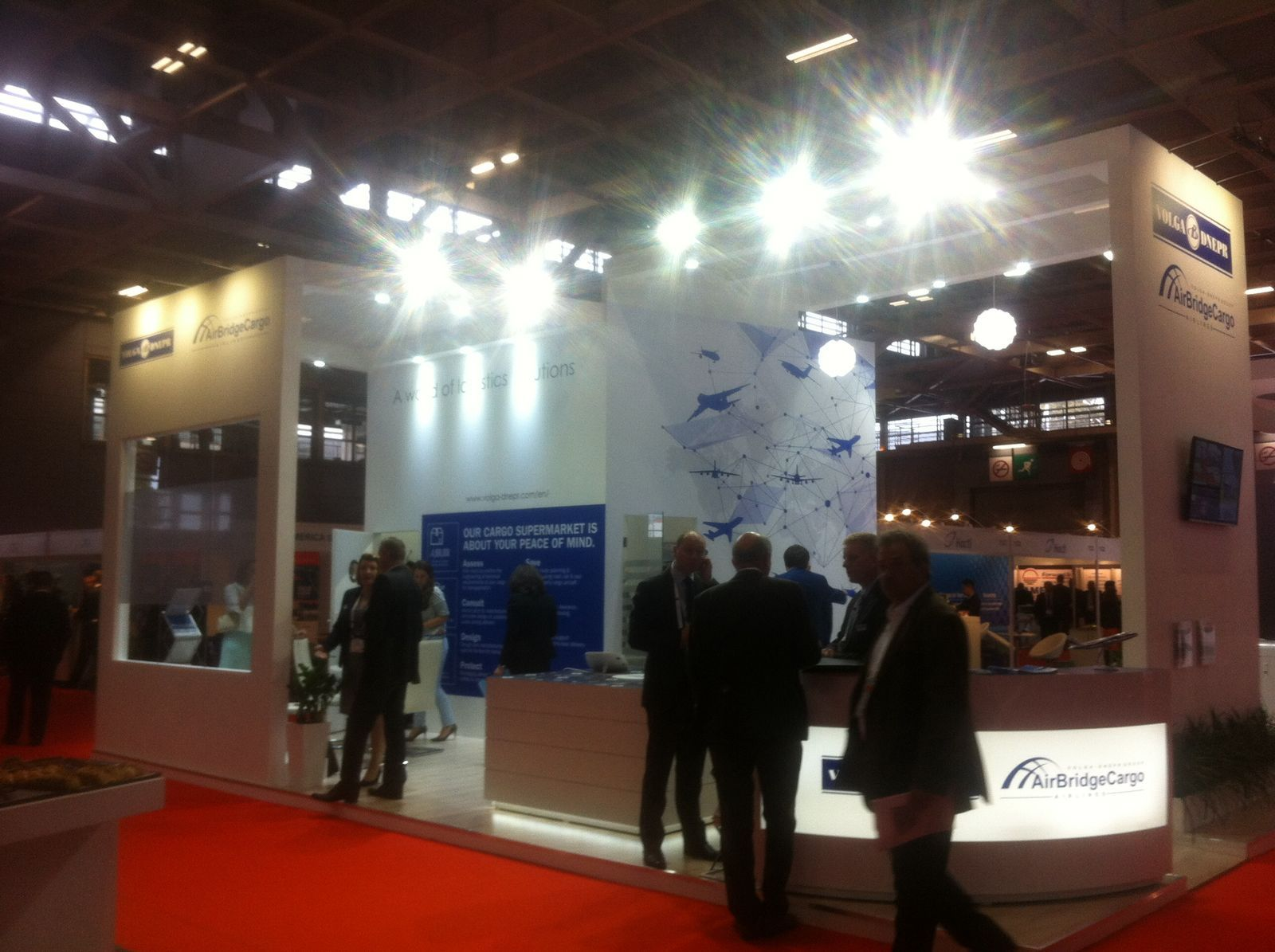 Our one more Exhibition Stand Design & Construction